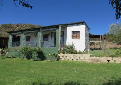 Cottage 3 - Front