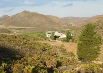 Main House - From afar